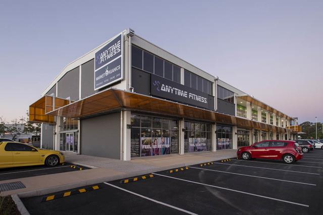 Exterior/Storefront