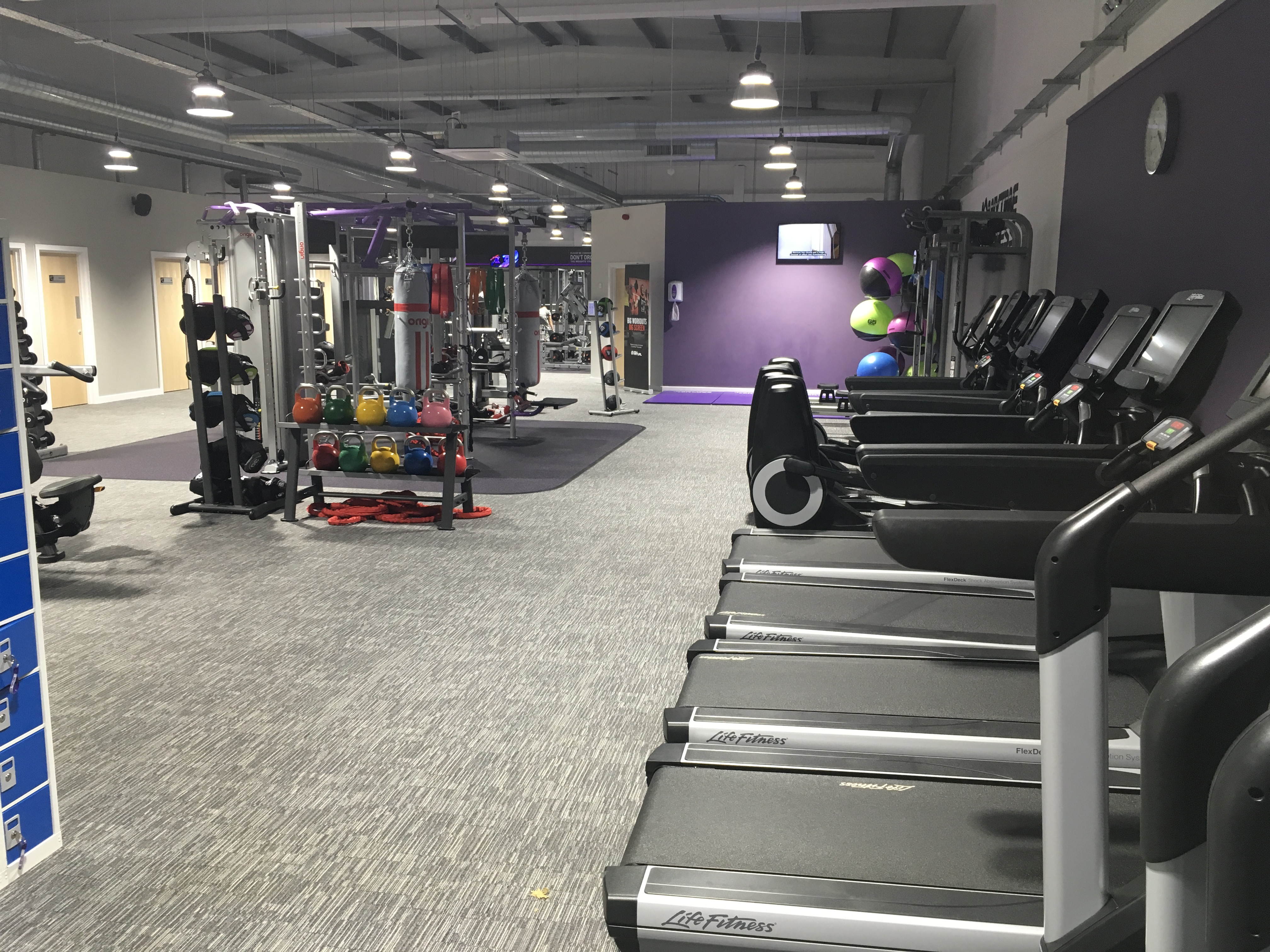 Anytime Fitness - Gym in Stratford-upon-Avon, West Midlands CV37 0BT