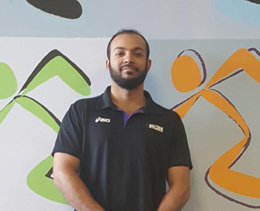 Zeeshan Mohammed