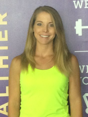 Lindsay Hammock- Asst GM/ Personal Trainer