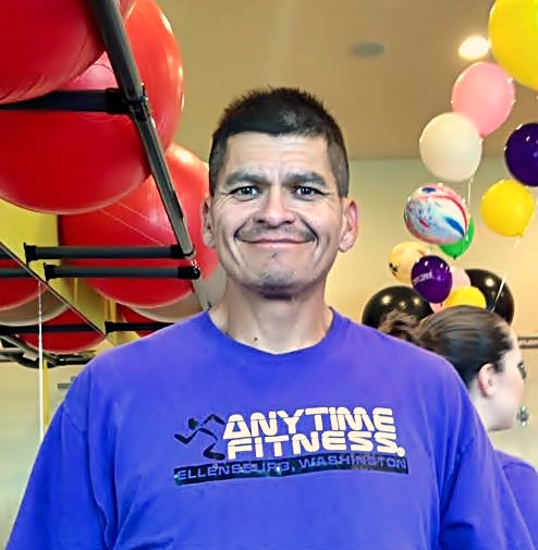 Juan Svendsen Member Experience Manager