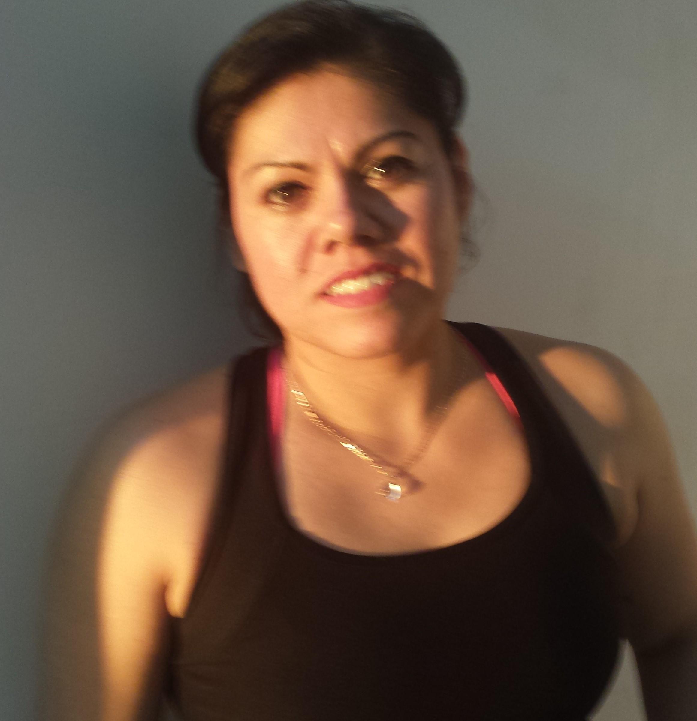 Sandra Negrete Zumba Instructor