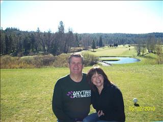 George and Cindy Lenzi